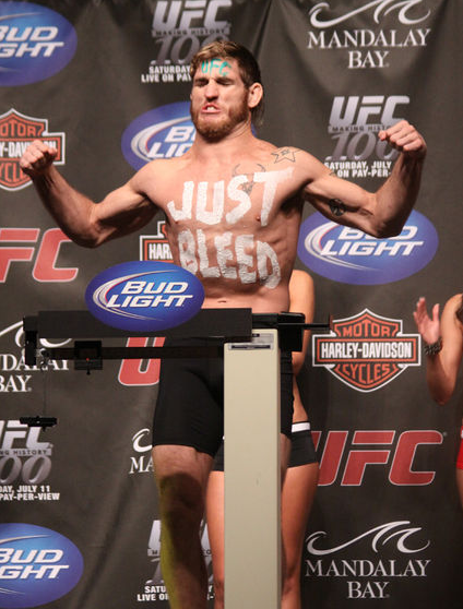 Everyone In UFC Weighs What They're Supposed To