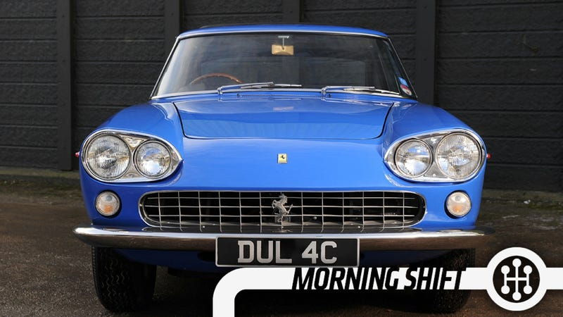 How Much Would You Pay For John Lennon's Ferrari?