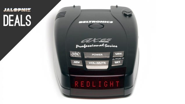 Deals: Beltronics Radar Detector, 413 Piece Tool Set, Headrest Hooks