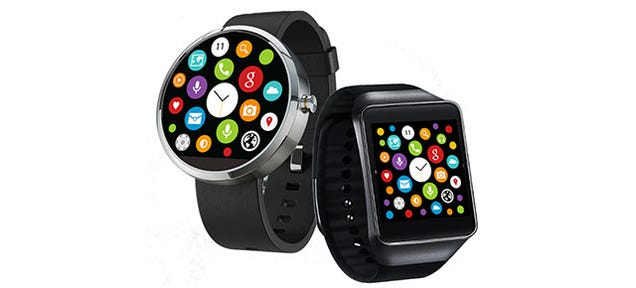 Android Wear Watchface Dresses Up Your Wearable Like an Apple Watch
