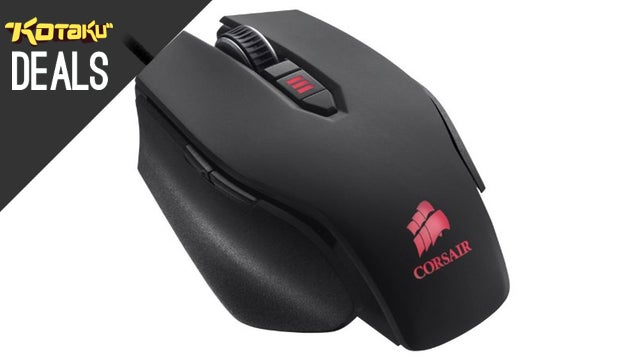 Corsair Raptor Gaming Mouse, GameFly and Origin Sales, Jawbone JAMBOX