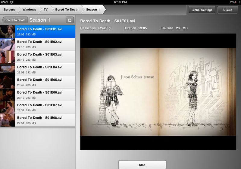 Air Video Streams Any Video to Your iPad, Is the Best $3 I've Spent in the App Store
