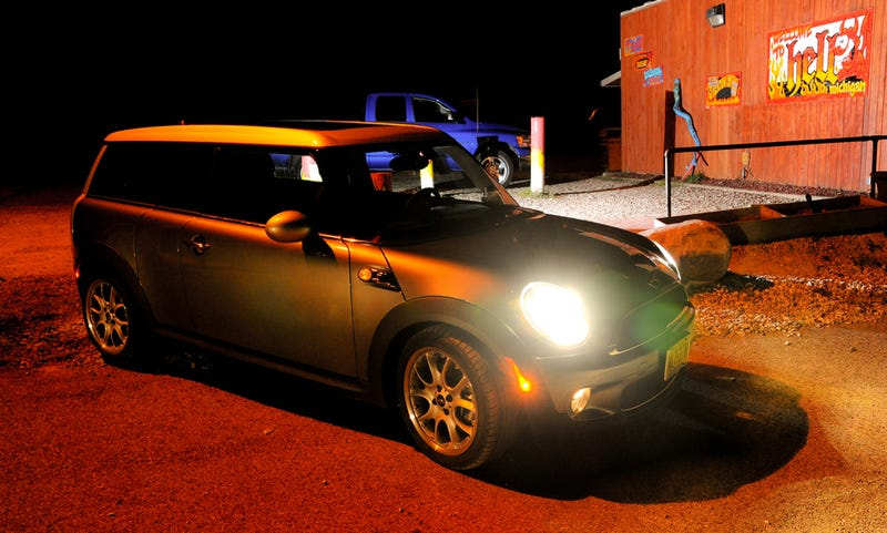 2009 MINI Cooper Clubman S, Part Three