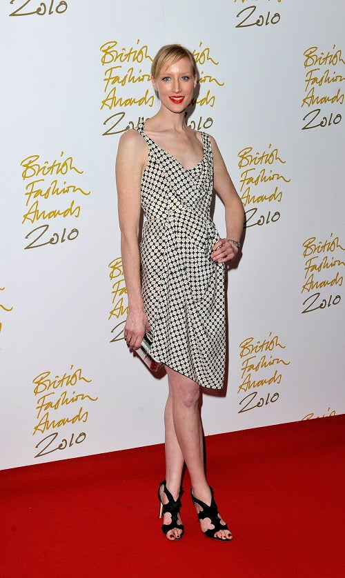 Chic Overload At British Fashion Awards