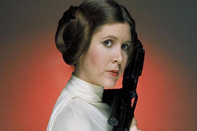Marvel's Newest Star Wars Comic Book Will Focus on Princess Leia