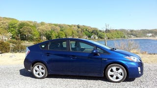 The 2010 Toyota Prius Review