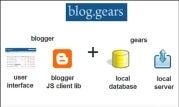 Blog Offline with Google Gears at Blog.gears