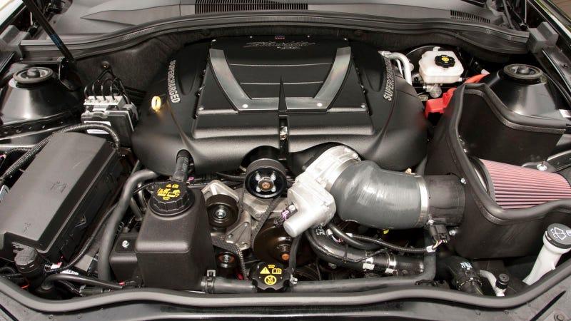 Dale Earnhardt's legacy is an $80,000, 700-hp Camaro