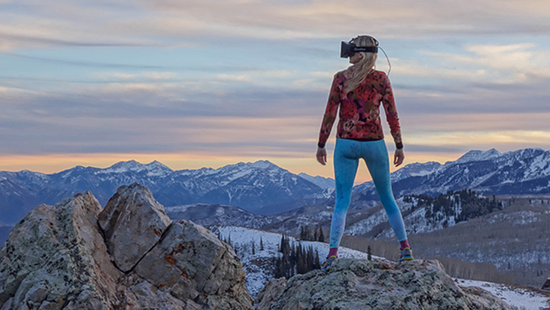 Zero Point Is the First 3D, 360 Degree Movie for the Oculus Rift