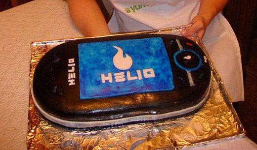 Helio Ocean: The Cake
