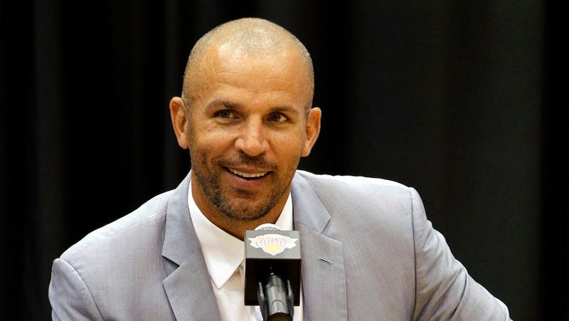 Jason Kidd Hired As The Brooklyn Nets Head Coach