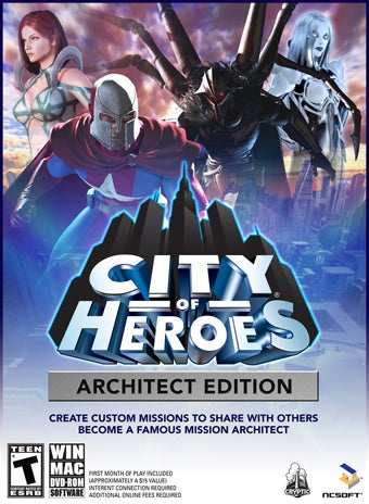 The City Of Heroes Mission Architect Explained