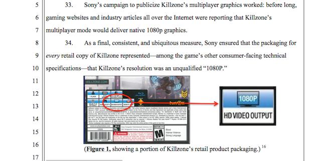 Demandan a Sony porque un juego de la PS4 no es 1080p nativo