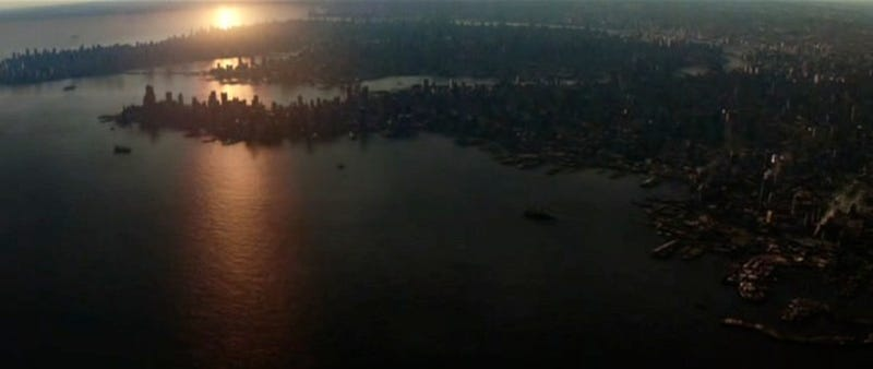 Gotham Sunset