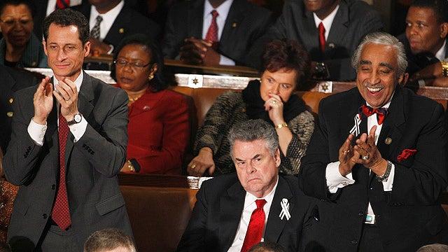 Charlie Rangel Is Anthony Weiner's Only Friend in Congress