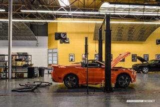 Inside Saleen's Factory and Our Significant Others' Taste in Cars
