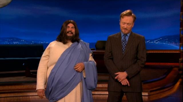 "Conan Introduces America to ""Fat Jesus"""