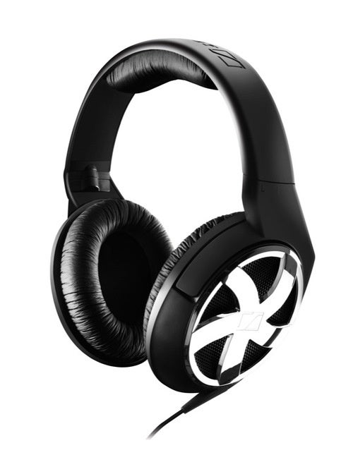 Sennheiser's Fancy HD Cans Hit $100, Ride Spinnaz