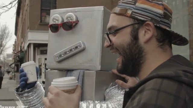 Finally, a TV show about what it's really like to be a sexy 20-something robot in NYC