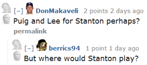 Here's A 29-Team Roundup Of Fans' Dumbest Giancarlo Stanton Trade Proposals
