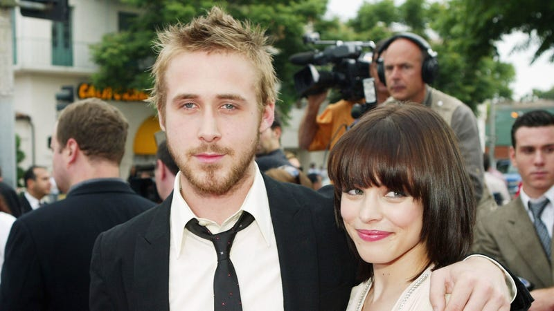 Ryan Gosling and Rachel McAdams Hated Each Other on the Notebook Set