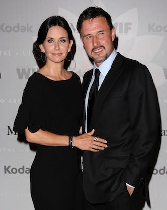 David Arquette Discusses Sex Life With Courteney Cox On Howard Stern