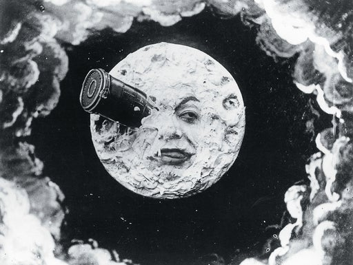 Who defaced the moon best?