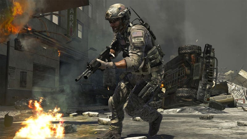 Report: Masked Bandits Steal 6000 Copies of Modern Warfare 3