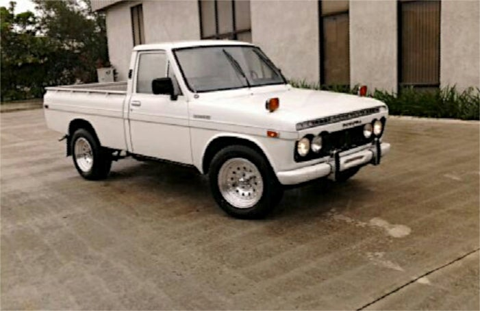 For $3,999, This Hilux Is All Original Conditions!