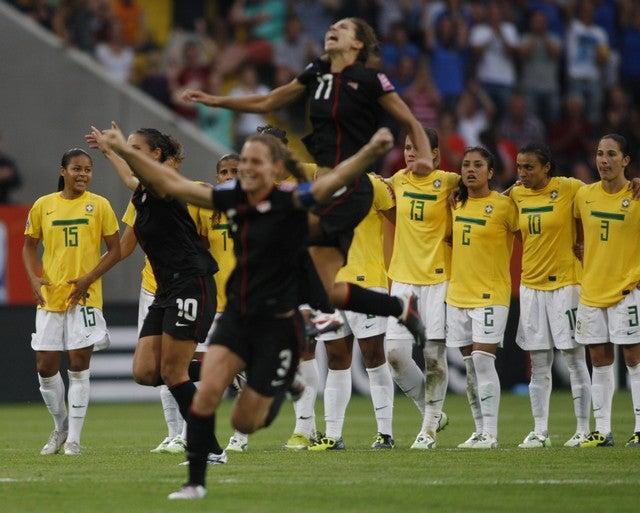 The Many Shades of Soccer Celebration