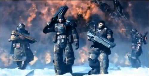 First Look At Gears of War In Your Lost Planet 2