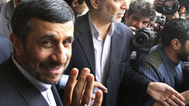 Ahmadinejad's Advisers Jailed for Practicing Witchcraft