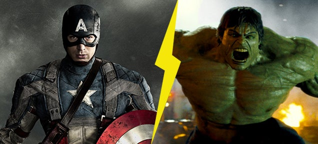 Biologist explains the science behind The Hulk and Captain America