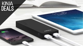 Aukey's Surprisingly-Compact 12,000mAh Battery Pack Drops Under $20