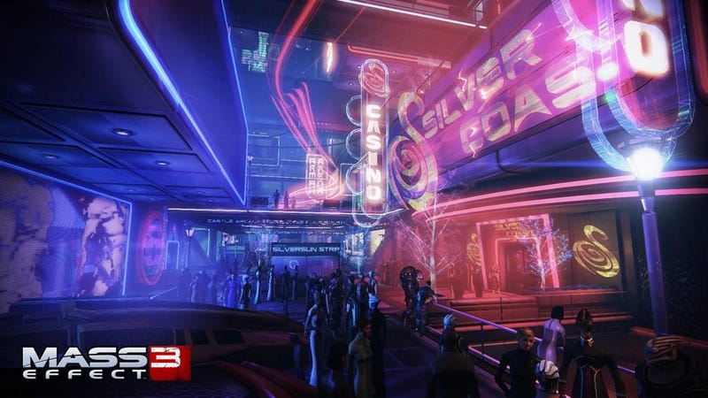 Let's Guess What These New Mass Effect 3 Screenshots Tease