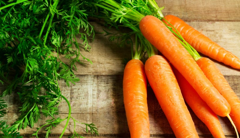 Food Porn Index Wants to Fulfill Your Carrot Fantasy