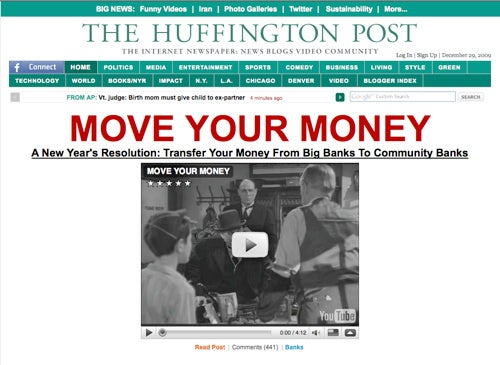 The Most Important Thing in the World Right Now, According to the Huffington Post