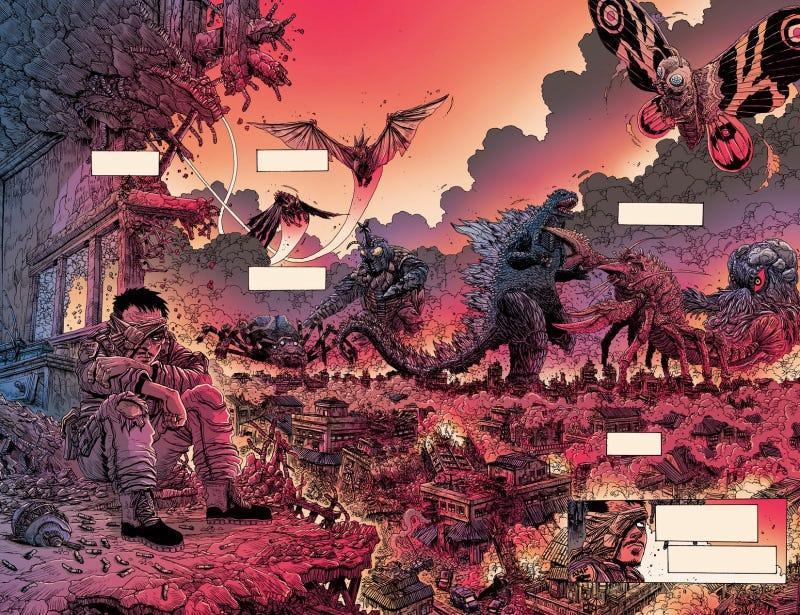 The Graveyard Shift *Kaijus Edition - The Kaiju Mash