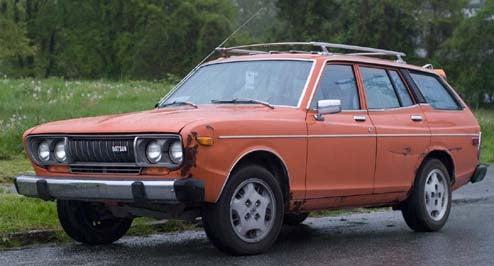Datsun 710 Endures 30 British Columbian Winters