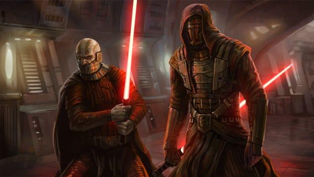 Los juegos de BioWare ya no son parte del universo Star Wars