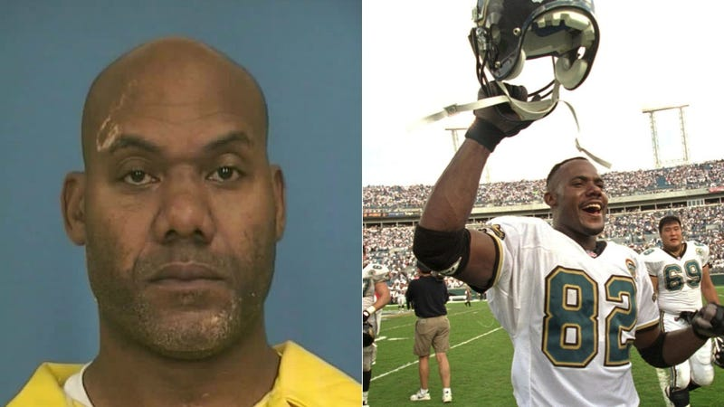 Former Jags WR Jimmy Smith Is In Jail For 6 Years, Apparently