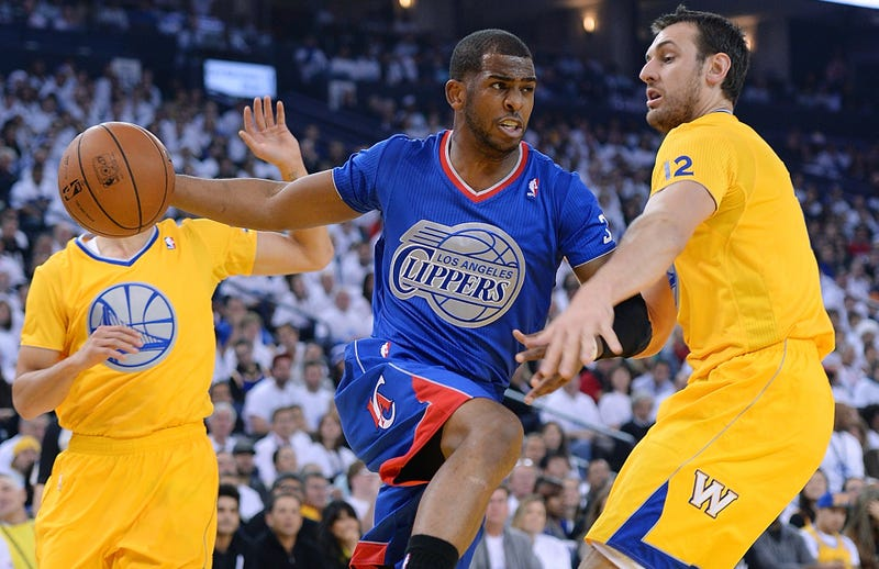 Players Hate Those Sleeved Jerseys, And The NBA Pretends To Care