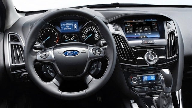 Ford Is Purging CD Players from Their Cars