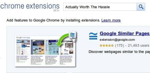 Most Popular Chrome Extensions and Posts of 2010