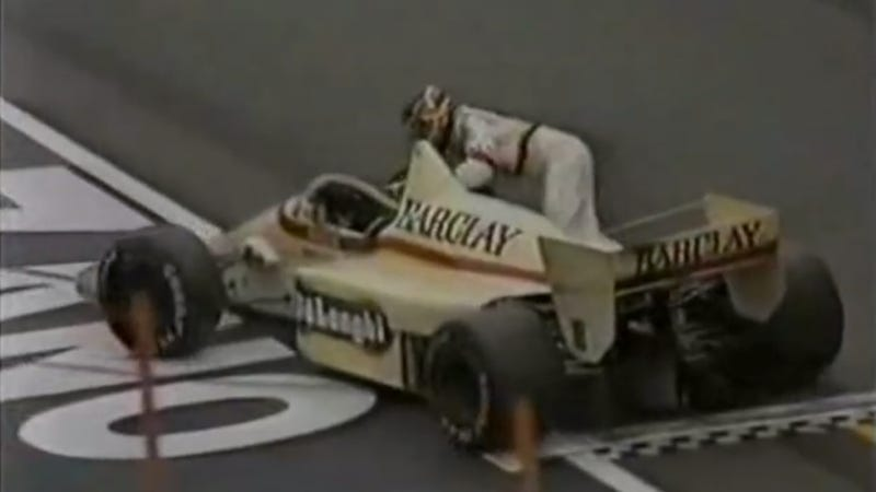 When The Pumps Ran Dry: The Bizarre 1985 San Marino Grand Prix