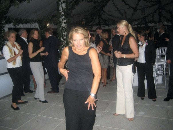 Katie Couric's Forbidden Dance of Gin