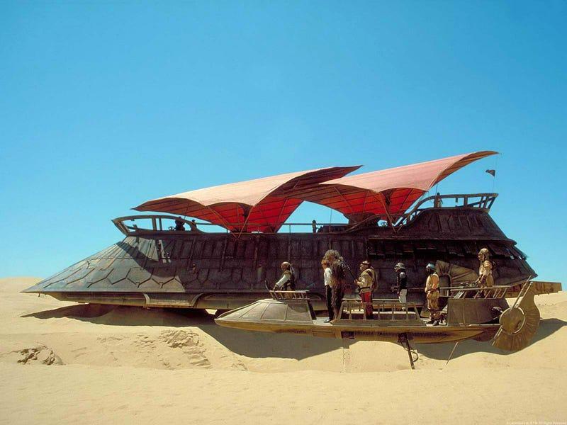 Retro Futurism: Desert Edition