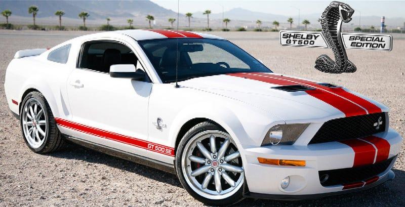 2010 Shelby GT500 SE