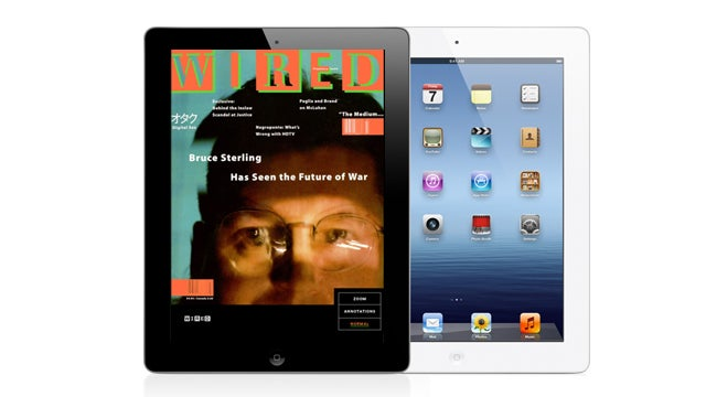 The First Issue Ever of Wired Is Available on the iPad Now