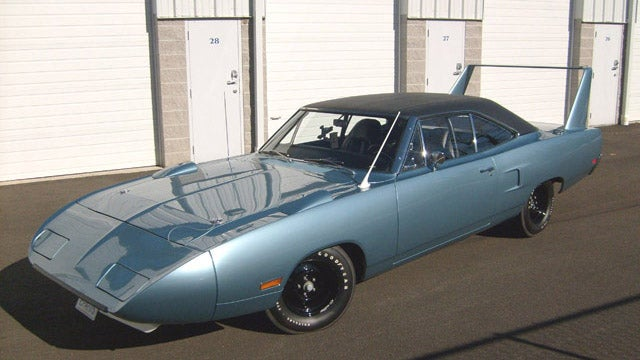 1970 Plymouth Superbird formerly owned by the EPA going to auction